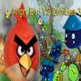 Angry Birds Vs Zombies 3